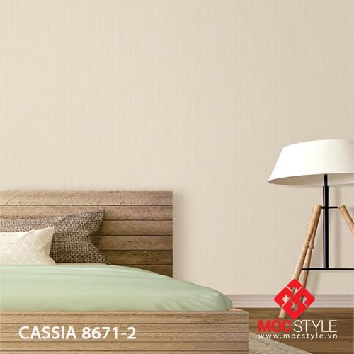 Giấy dán tường Cassia 8671-2