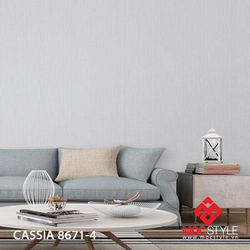 Giấy dán tường Cassia 8671-4