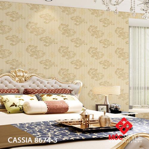 Giấy dán tường Cassia 8674-3
