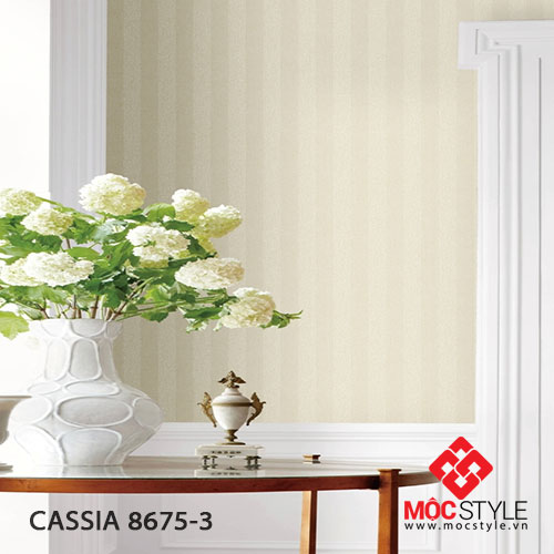 Giấy dán tường Cassia 8675-3