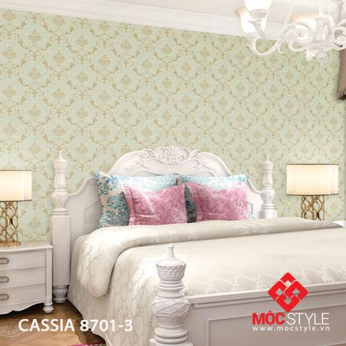 Giấy dán tường Cassia 8701-3