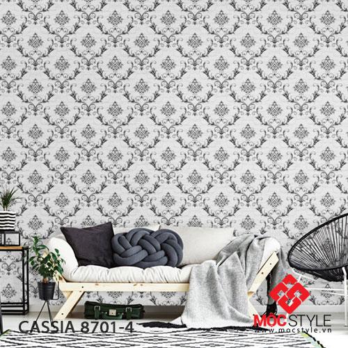 Giấy dán tường Cassia 8701-4