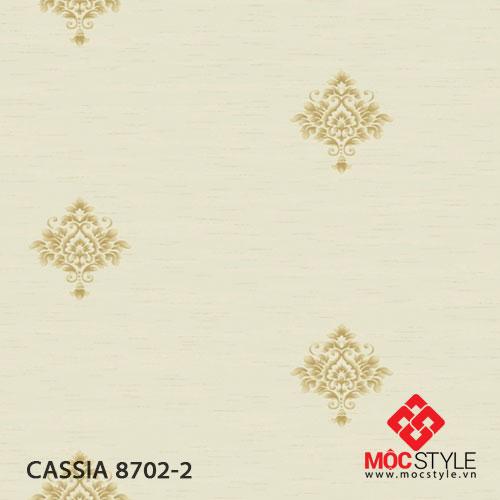 Giấy dán tường Cassia 8702-2