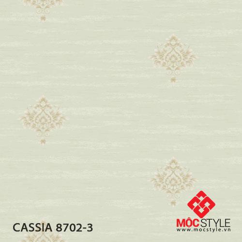 Giấy dán tường Cassia 8702-3