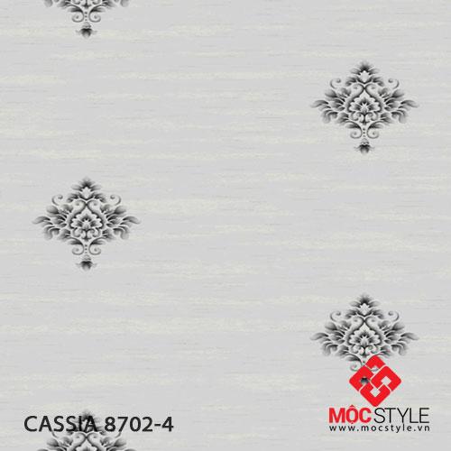 Giấy dán tường Cassia 8702-4