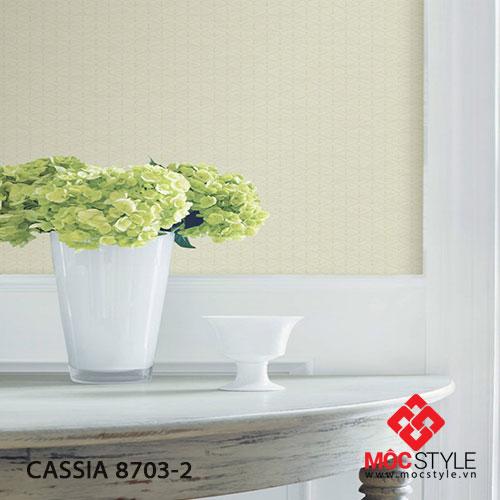 Giấy dán tường Cassia 8703-2