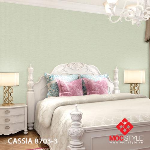 Giấy dán tường Cassia 8703-3