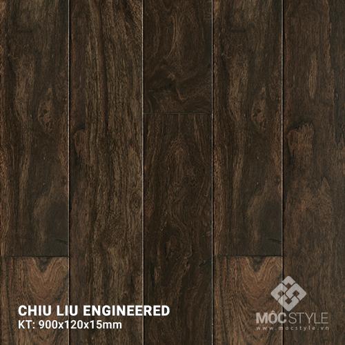 Sàn gỗ kỹ thuật Chiuliu  15x120x900