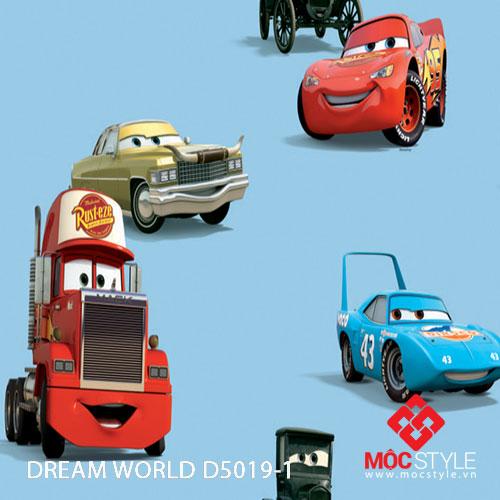Giấy dán tường Dream World D5019-1