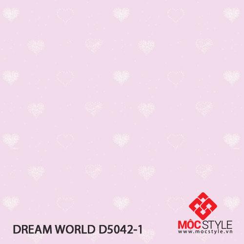 Giấy dán tường Dream World D5042-1