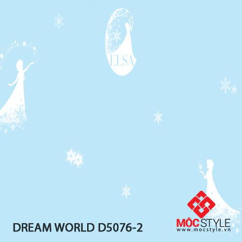 Giấy dán tường Dream World D5076-2