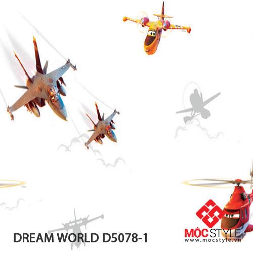 Giấy dán tường Dream World D5078-1