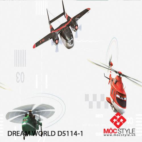 Giấy dán tường Dream World D5114-1