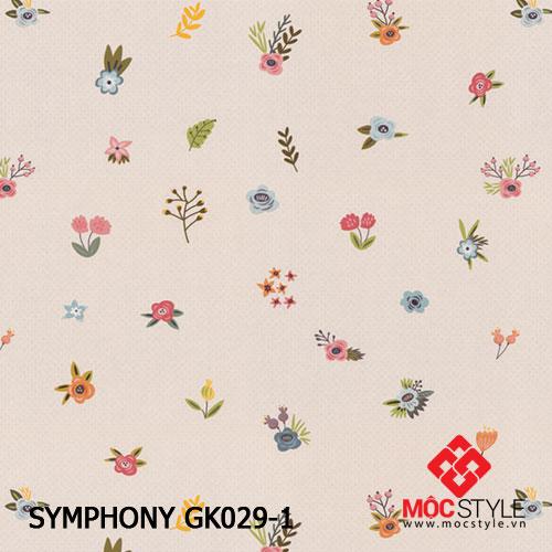 Giấy dán tường Symphony GK029-1