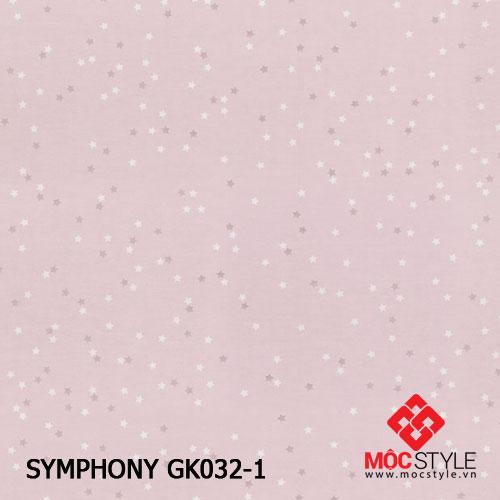 Giấy dán tường Symphony GK032-1