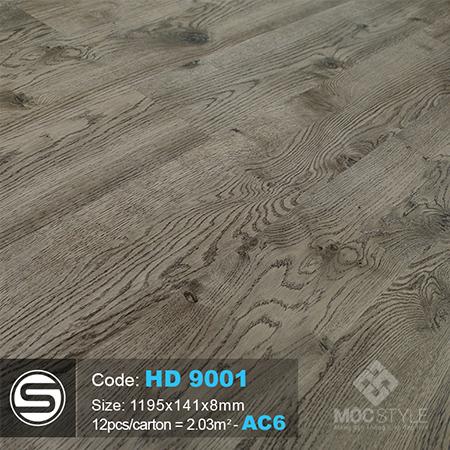 Sàn nhựa hèm khóa Smartwood HD9001