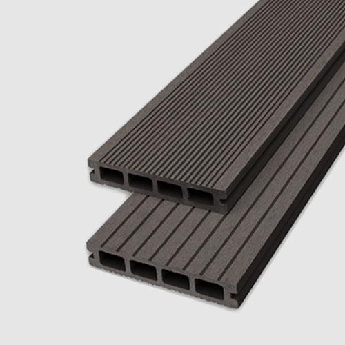 Sàn gỗ nhựa ngoài trời AWood HD135x25 Socola