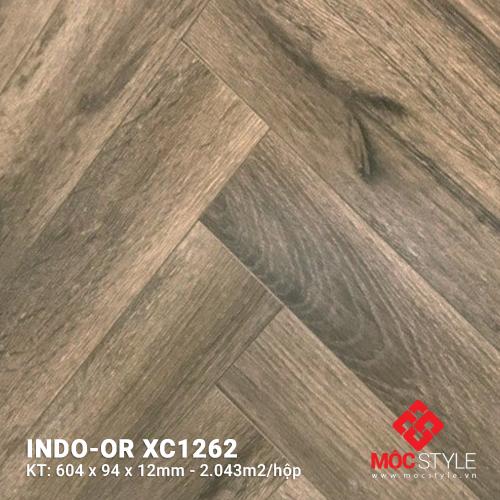 Sàn gỗ xương cá Indo-or XC1262