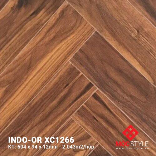 Sàn gỗ xương cá Indo-or XC1266