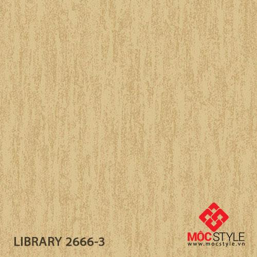 Giấy dán tường Library 2666-3