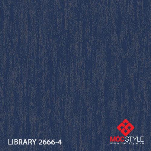 Giấy dán tường Library 2666-4
