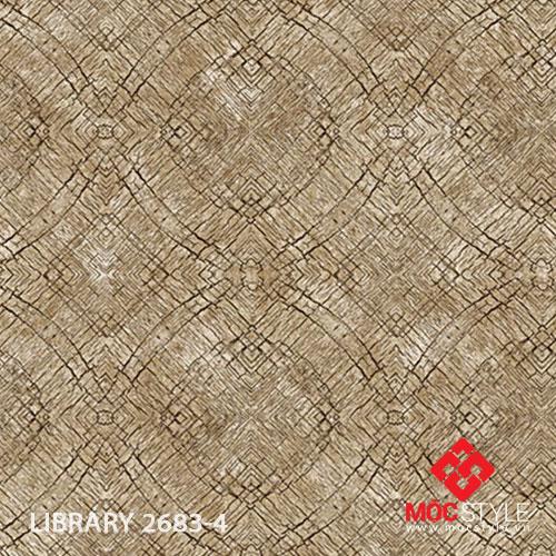 Giấy dán tường Library 2683-4