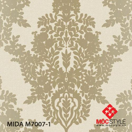 Giấy dán tường Mida M7007-1