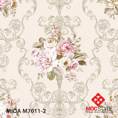 Giấy dán tường Mida M7011-2