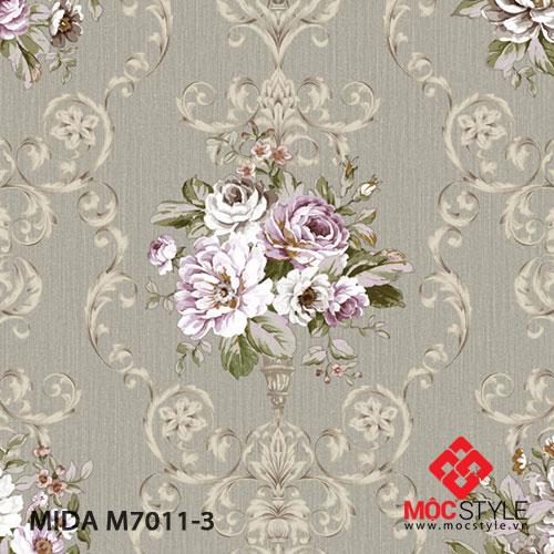 Giấy dán tường Mida M7011-3
