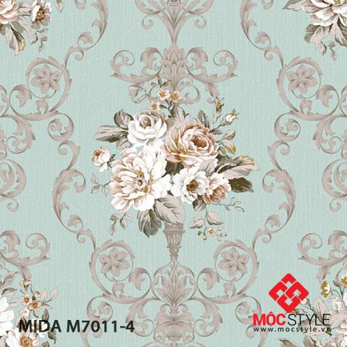 Giấy dán tường Mida M7011-4
