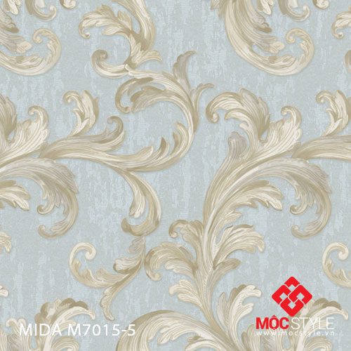 Giấy dán tường Mida M7015-5