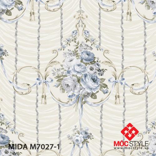 Giấy dán tường Mida M7027-1