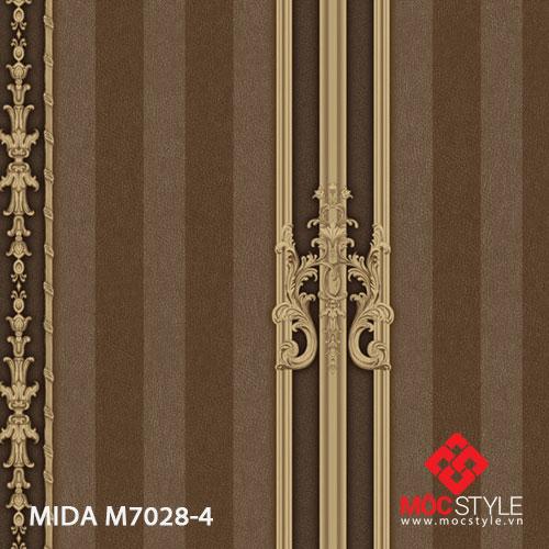 Giấy dán tường Mida M7028-4
