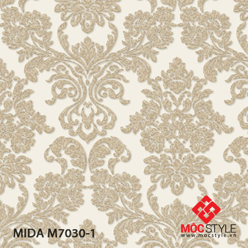 Giấy dán tường Mida M7030-1