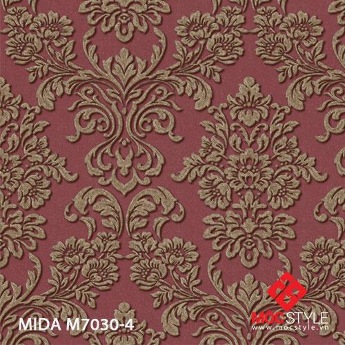 Giấy dán tường Mida M7030-4