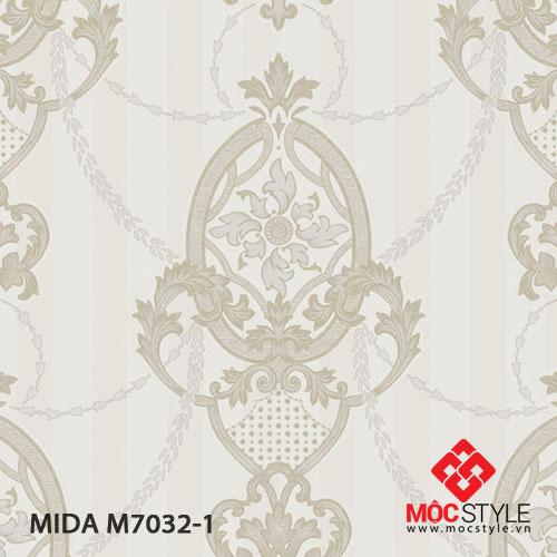 Giấy dán tường Mida M7032-1