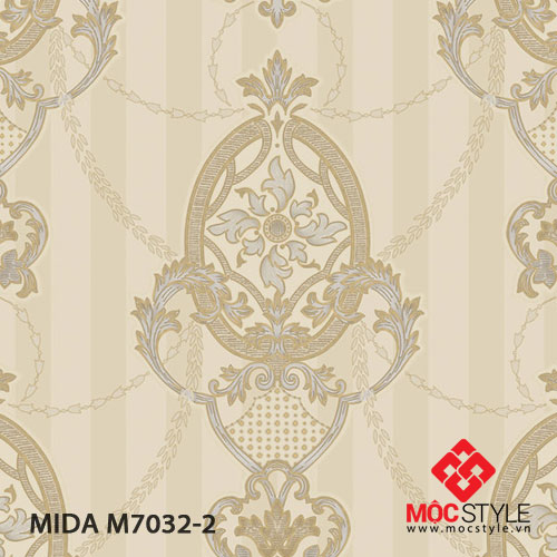 Giấy dán tường Mida M7032-2