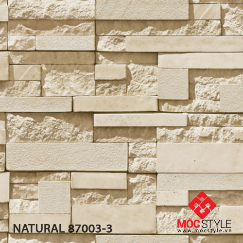 Giấy dán tường Natural 87003-3