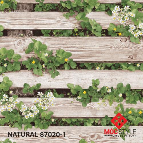 Giấy dán tường Natural 87020-1
