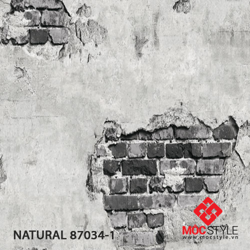 Giấy dán tường Natural 87034-1