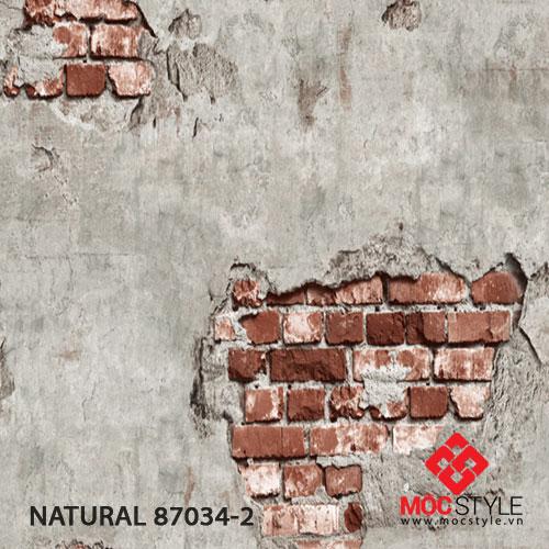 Giấy dán tường Natural 87034-2