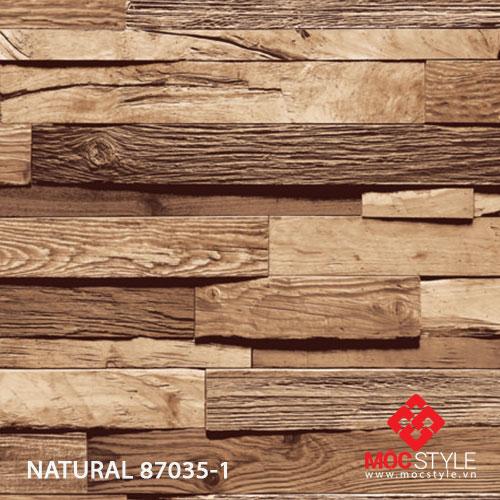 Giấy dán tường Natural 87035-1
