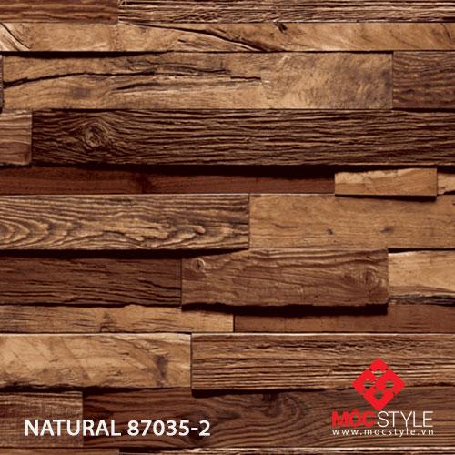 Giấy dán tường Natural 87035-2