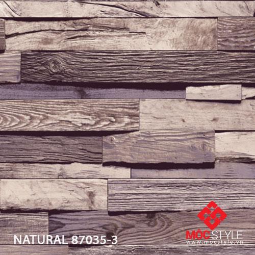 Giấy dán tường Natural 87035-3