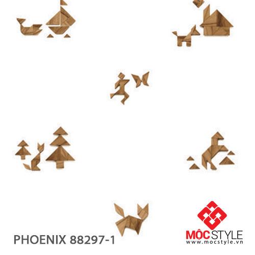 Giấy dán tường Phoenix 88297-1