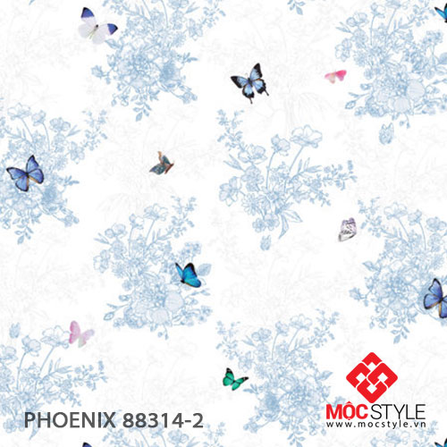 Giấy dán tường Phoenix 88314-2