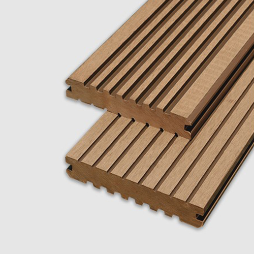 Sàn nhựa ngoài trời AWood SD143x25 - màu Wood