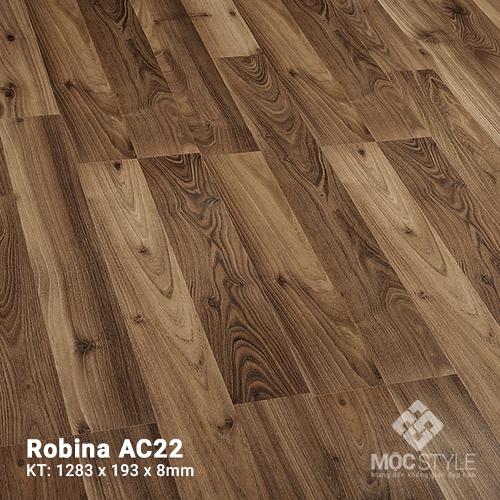 Sàn gỗ Malaysia Robina AC22