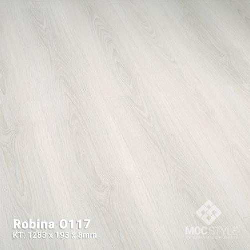 Sàn gỗ Malaysia Robina O117