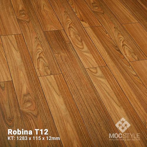 Sàn gỗ Malaysia Robina T12